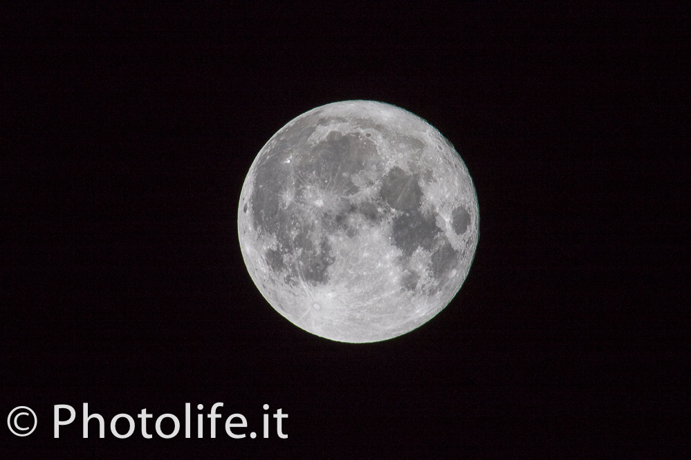 Luna perigeo
