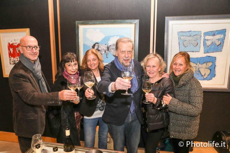 """""""Le Donne del Vino"""" presso studio Celiberti"""