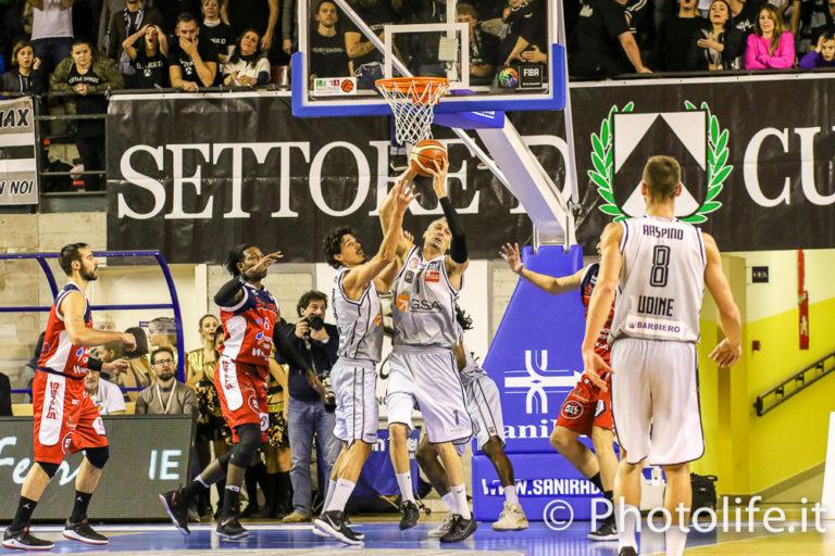 GSA Udine - Dinamica Mantova