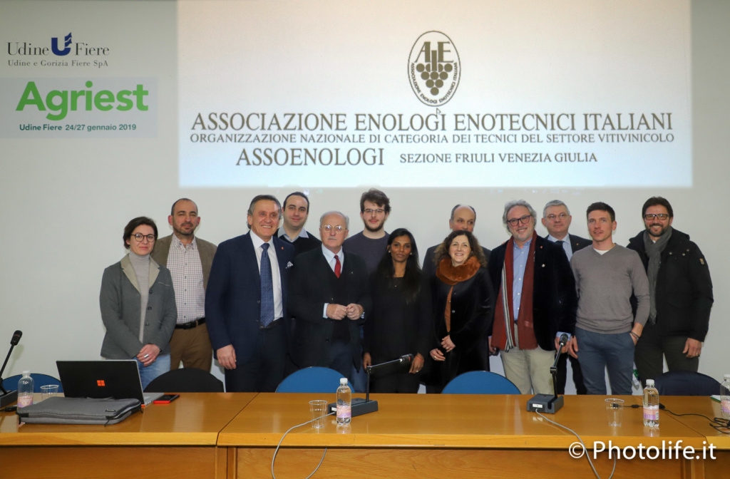 Assoenologi ad Agriest 2019