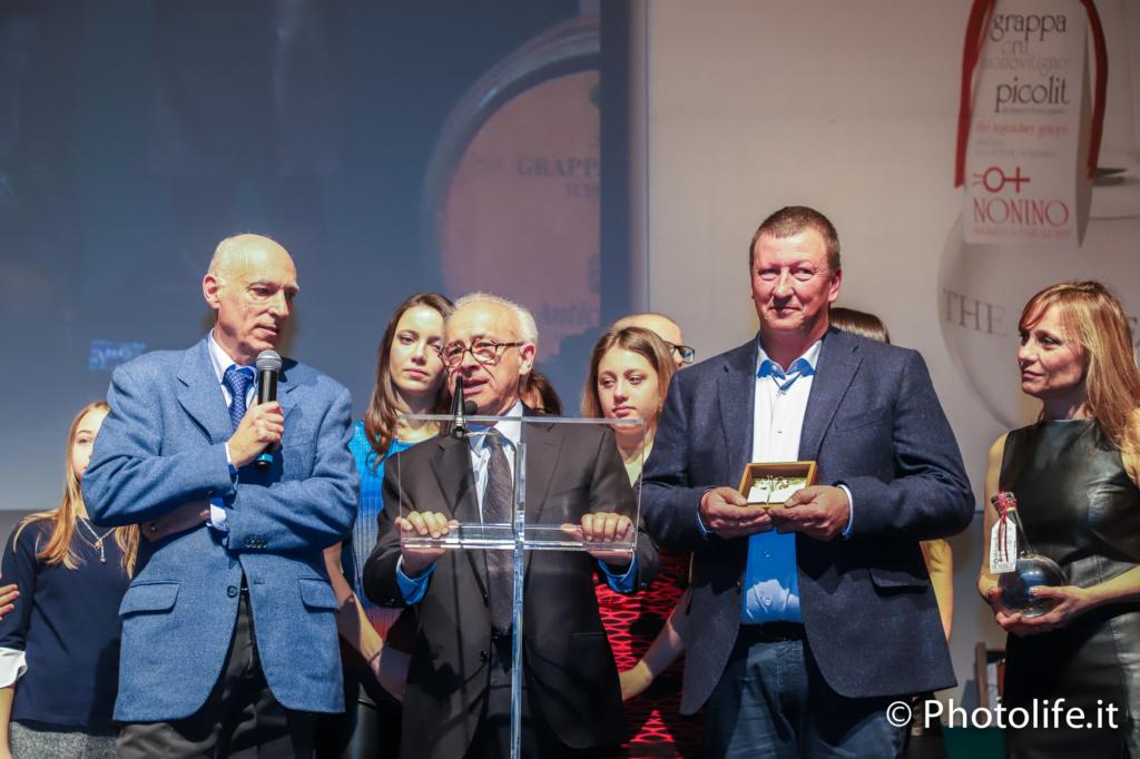Premio Nonino Risit d'Aur – Barbatella d'Oro 2019 a DAMIJAN PODVERSIC e alla RIBOLLA GIALLA