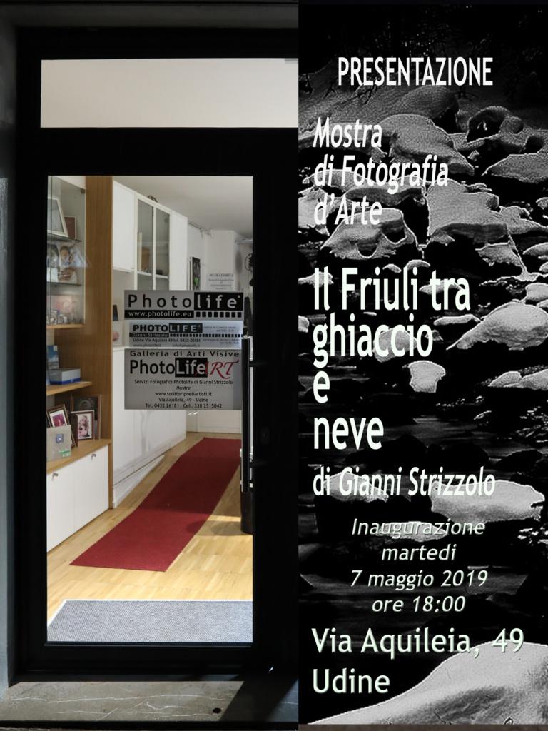 Udineselife presenta: 7 maggio 2019 ore18,00